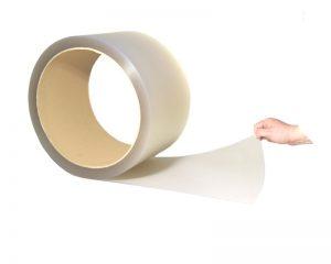 Durch PVC Streifenvorhang Heizkosten sparen!