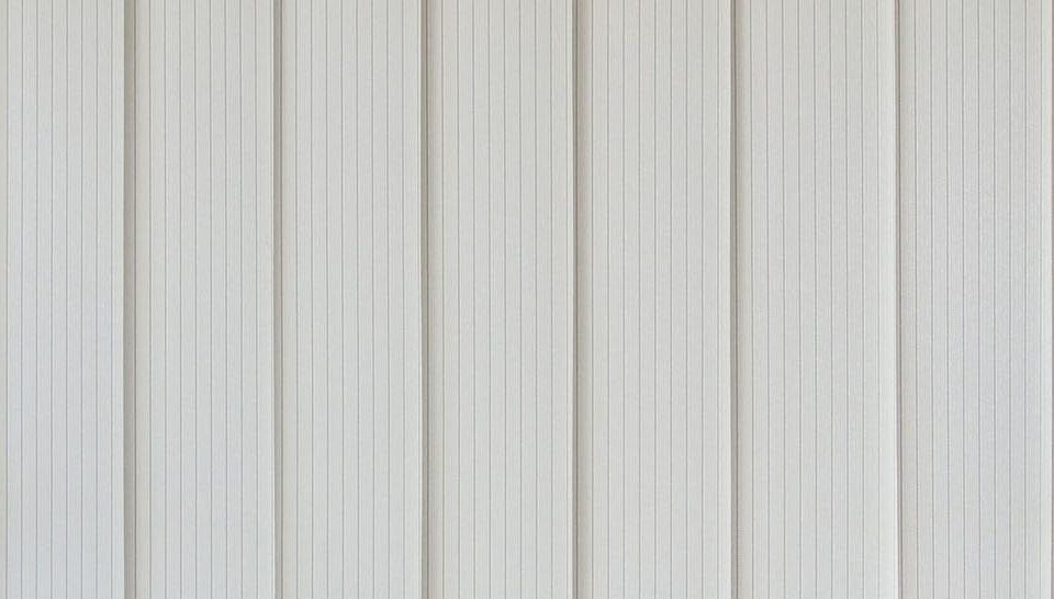 PVC Streifenvorhang tauschen